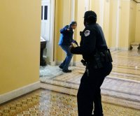 Capitol Police union condemns leadership for failing to notify officers of riot threat