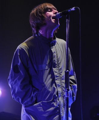 Liam Gallagher sues brother over Oasis gig