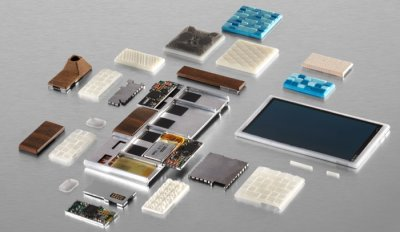 Google to offer Lego-like modular phone in 2015