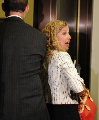 DNC head: GOP 'callous' toward women