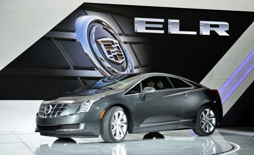 Auto Outlook: Cadillac ELR joins luxury electric niche