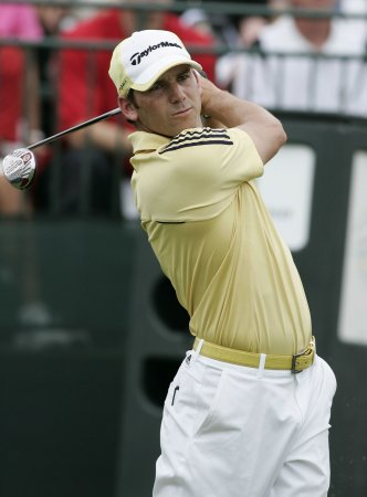 Garcia leads Players Championship