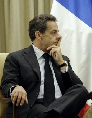 Former French President Nicolas Sarkozy held for questioning by anti-corruption officials