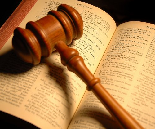 Nebraska woman suing all homosexuals on behalf of 'God'