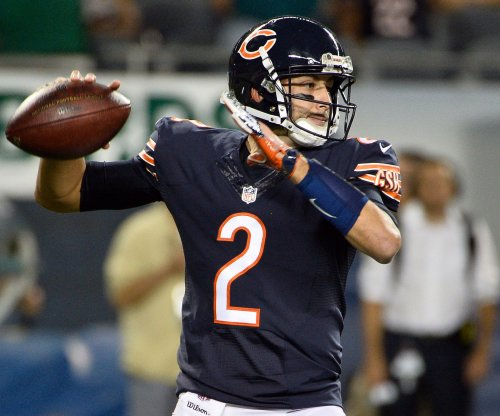Chicago Bears QB Brian Hoyer undergoing surgery on broken arm