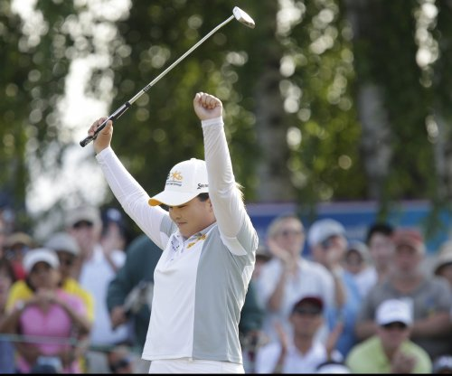Inbee Park cracks top 10 in Rolex rankings