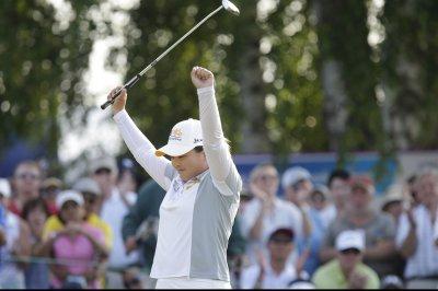 Inbee Park cracks top 10 in Rolex rankings