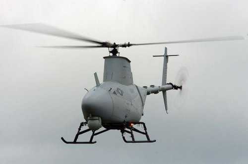 Fire Scout helicopter drone to receive software, radar upgrades