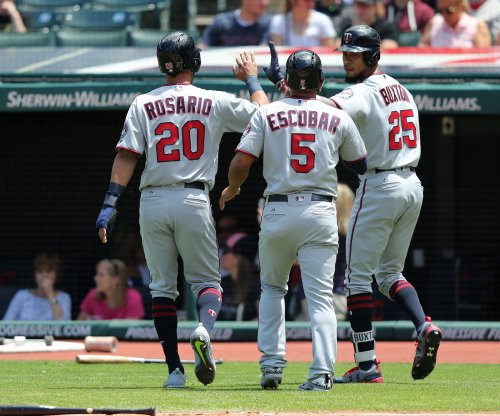 Late hits by Eduardo Escobar, Eddie Rosario guide Minnesota Twins past New York Yankees