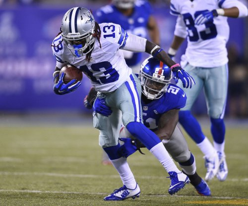 New York Jets claim former Dallas Cowboys WR Lucky Whitehead