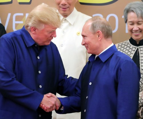 Poll: Putin outranks Trump in worldwide favorability