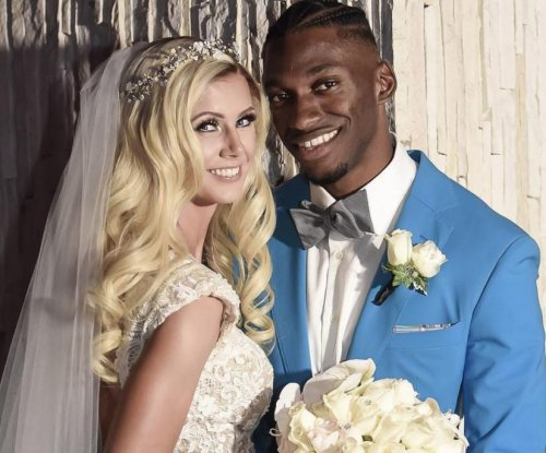 Robert Griffin III, wife Grete share wedding photo from Miami