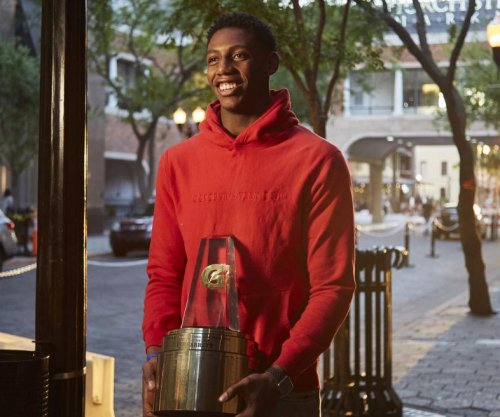 R.J. Barrett, Celtics' Jayson Tatum talk Coach K, Duke difference