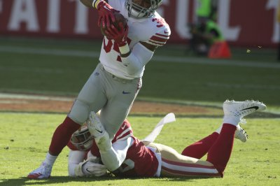 49ers LB Foster has another charge dropped