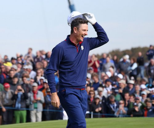 Ryder Cup 2018: Europe sweeps USA in foursomes