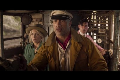 'Jungle Cruise': Dwayne Johnson, Emily Blunt search for Tree of Life in new trailer