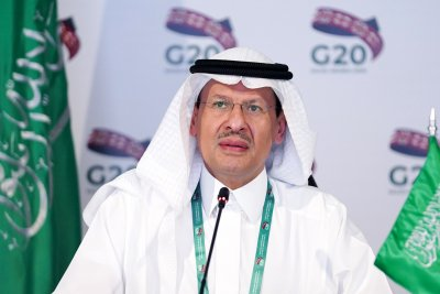 Next month's G20 summit in Saudi Arabia moves entirely online