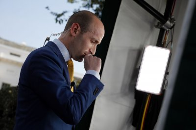 Stephen Miller tests positive for COVID-19; Pentagon leaders quarantine