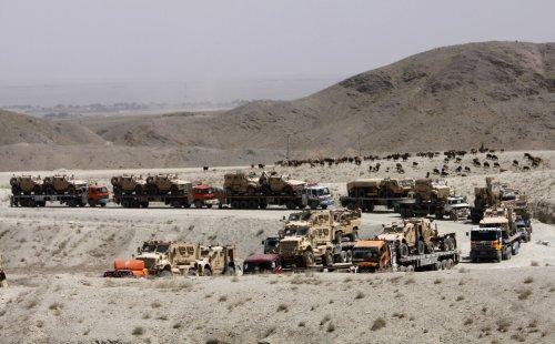 Pakistani party says it'll block NATO supplies