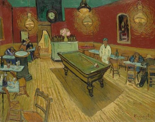 Van Gogh painting to be kept at Yale