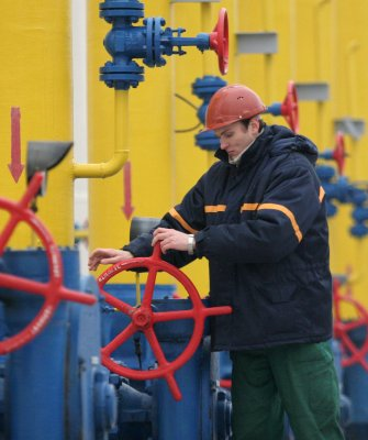 Gas onus on Ukraine, Gazprom says