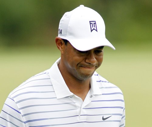 Tiger Woods vomits on course at Hero World Challenge