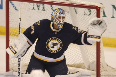 Jake Allen, St. Louis Blues shutout Buffalo Sabres in 3-0 win