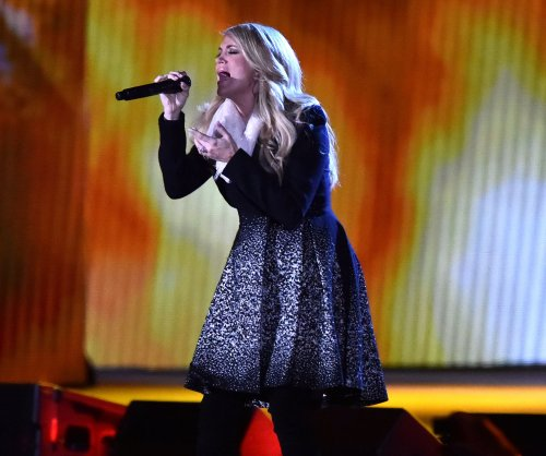 Carrie Underwood wins top prize of Video of the Year at the CMT Awards