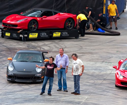 'Top Gear' alum James May gets a new car show on the BBC