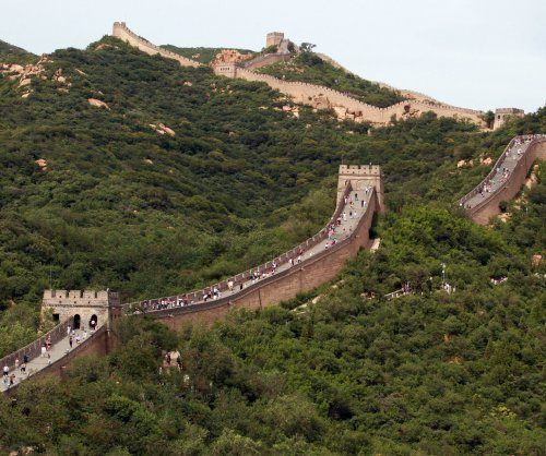 China's Great Wall is quickly disappearing, report says