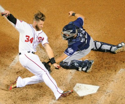 Washington Nationals top San Diego Padres despite loss of two starters