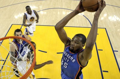 Kevin Durant to return to Oklahoma City Thunder, according to report