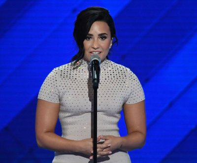 Demi Lovato speaks on living with mental illness, performs at DNC
