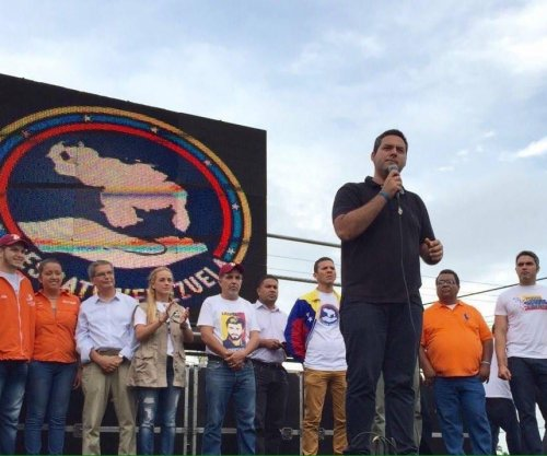Maduro regime jails opposition activist 'trained by U.S. empire' to 'seek blood'