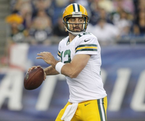 One play changes the Green Bay Packers-New York Giants game
