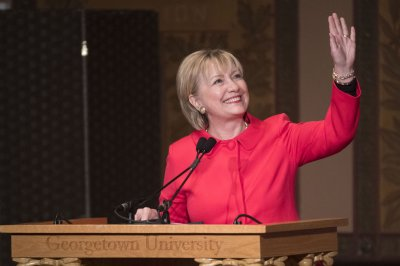 Hillary Clinton launches political action group 'Onward Together'