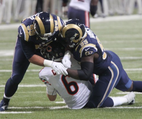DT Aaron Donald misses first day of Los Angeles Rams' OTAs