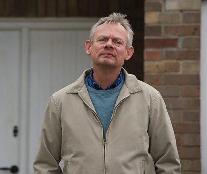 Martin Clunes to star in new BBC sitcom 'Warren'