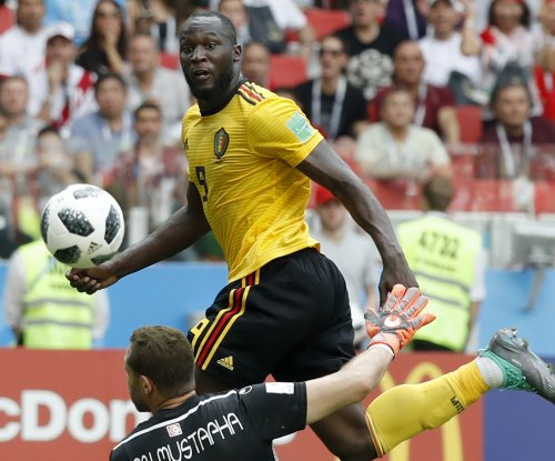 World Cup: Belgium's Lukaku ties Ronaldo for Golden Boot goals lead