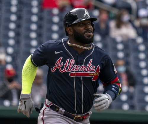 Braves star Marcell Ozuna charged in strangling, hitting wife
