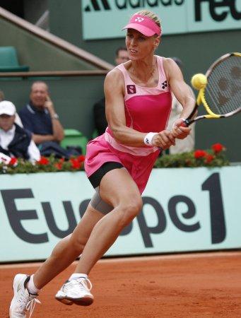 Dementieva makes Ordina quarterfinals