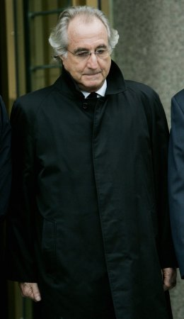 Bernie Madoff suffers heart attack in prison