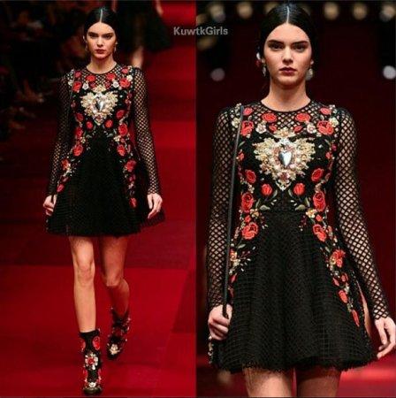 Kris Jenner 'proud' of Kendall's work at Milan Fashion Week