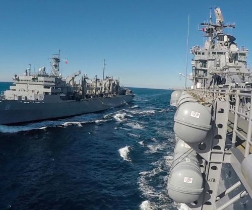 Amphibious assault ship USS Bataan completes sea trials