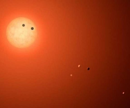 New study explains why TRAPPIST-1 planets don't collide