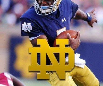 Notre Dame RB Josh Adams to enter draft