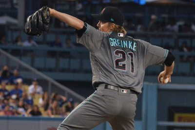 Diamondbacks, Braves open four-game weekend series