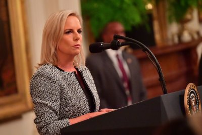 DHS Secretary Kirstjen Nielsen leaving post this week
