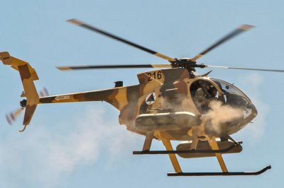 MD Helicopters gets $50.4M logistics support contract for Afghan Air Force