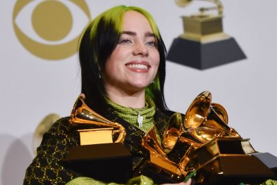 Billie Eilish covers Vogue, talks career: 'Music was always underlying'